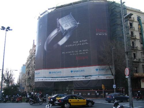 ipub.ca.cx, infopub, la carte publicitaire de Ge et Jean ju : barcelona