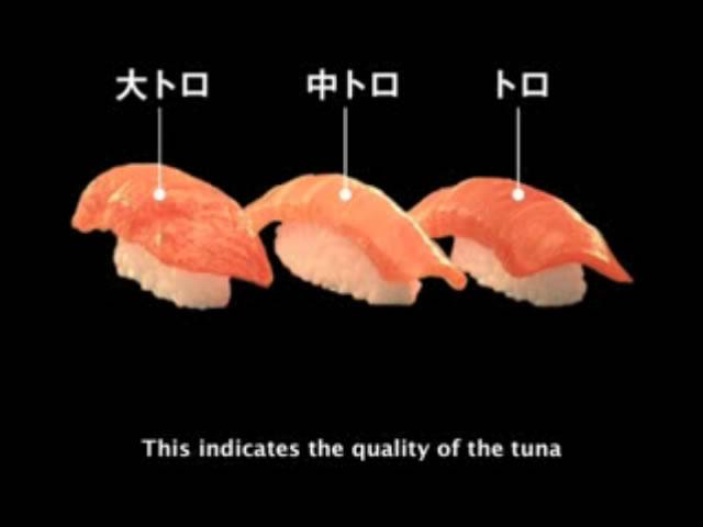 Sushi Tuna Quality