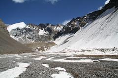 ice mountain..