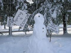 KIPs Snowman