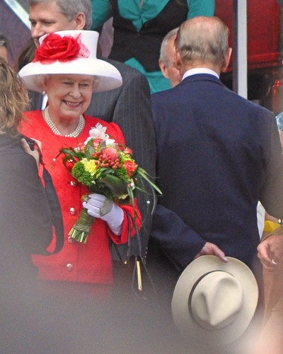 Canada Day 2010, the Queen and Prince Phillip