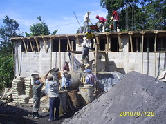 Construction of the Guatemala Office