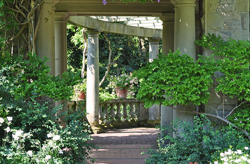 Victoria, BC , Hatley Gardens