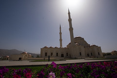 Sultan Said BinTaimour Mosque photo by Oman Tourism