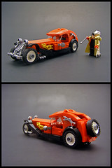 Cruella DeVille's Rolls Royce photo by Legohaulic