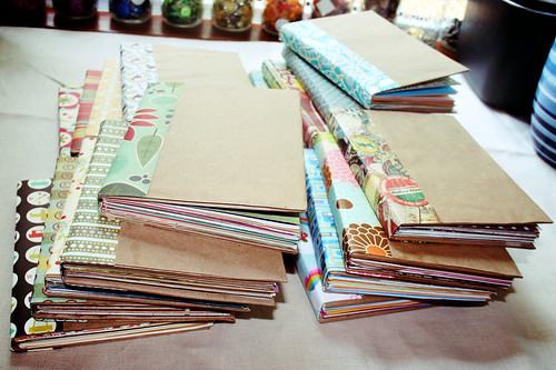Stacks of Journals!