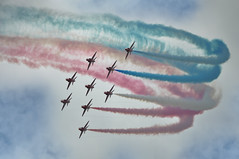 Red Arrows photo by Markhenderson81