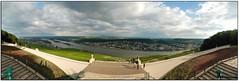 Niederwald Denkmal Panorama photo by eschborn.photography