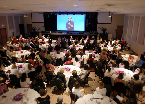 Beth Moore Simulcast at South Tampa Fellowship