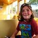 Miranda on the Train I