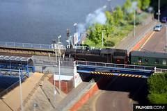 """Belfast Tilt-Shift photo by Drew """"Rukes"""" Ressler"""