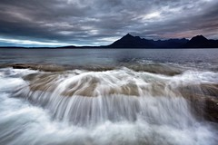 Elgol Tide photo by Philip Eaglesfield