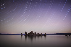 Mono Lake Star Trails photo by photofanman