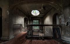Abandoned Manor photo by howzey