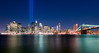 9/11 Tribute lights | NYC