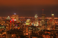 Panorama of Montreal HDR photo by lenovo_T500