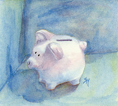 Piggy Bank - Day 9