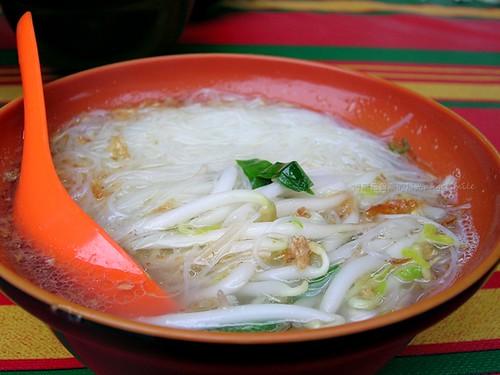 侯硐古早麵 - 阿蝦麵店湯米粉