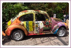 -bokja beetle mosaic 1 photo by thevintagelaundress