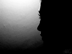 Among shadows. photo by Josephine Dahl
