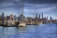 New York City Skyline photo by lenovo_T500