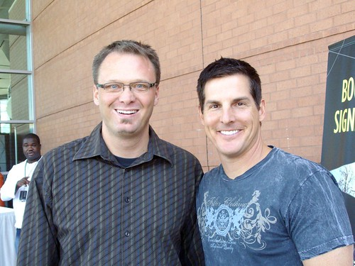 Mark Lehman and Craig Groeschel