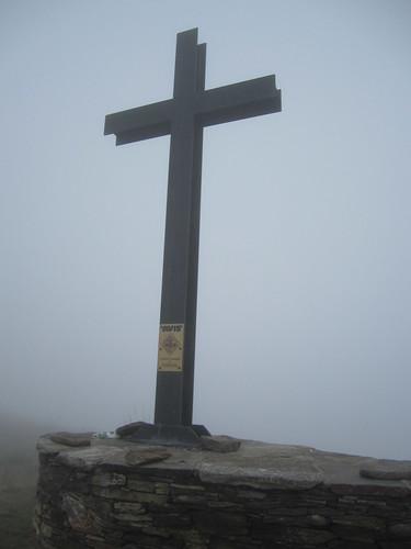 Croce sul monte Todano