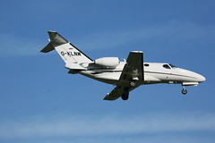 G-KLNW Cessna 510 Citation Mustang msn:510-0157 photo by DC-7C