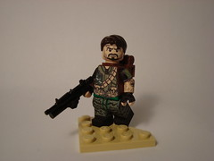 Lego Call Of Duty Black Ops Frank Woods photo by mcgregor.harry