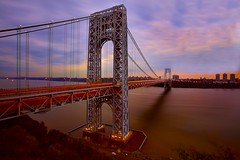 George Washington Bridge photo by 10iggie
