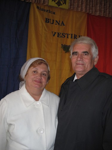 Vasile și Maria Cociubai