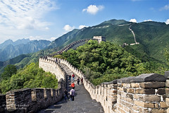 The Great Wall of China (Mutianyu), Beijing photo by D200-PAUL