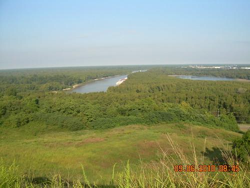 Vicksburg Artillery Position