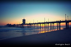 huntington beach photo by Eric 5D Mark III