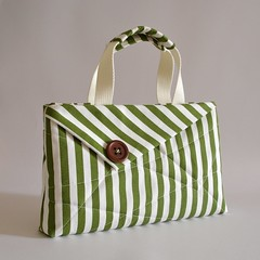 Stripy Handbag photo by PippiRabbit