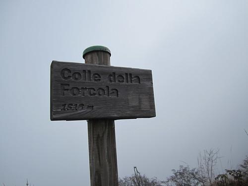 Cole della Forcola