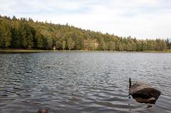 A, Lago Santo