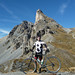 From above Col des Rochilles