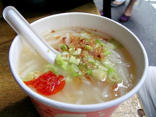 泰順街肉羹 - 米粉湯