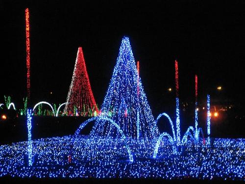 Shadrack Christmas Wonderland Myrtle Beach