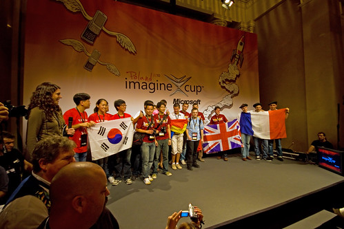 Imagine Cup Poland Results Embedded