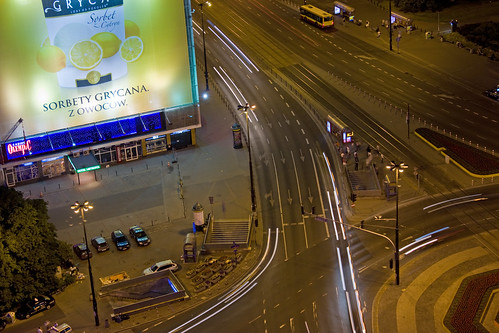 Warsaw Night Junction