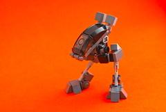 Mini Mecha Racer photo by Ironsniper
