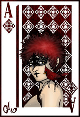 Ace of Diamonds photo by MarvinThaMartian
