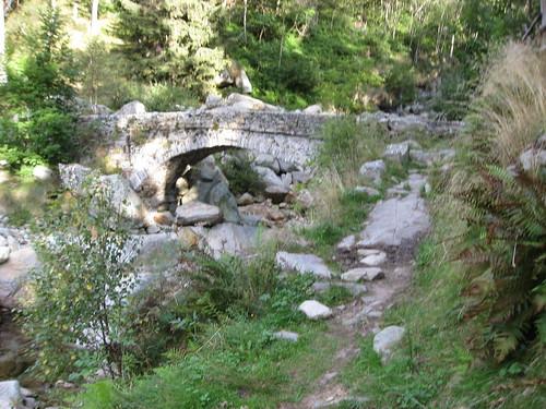 Ponte sul Cervo