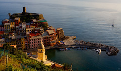 Vernazza Harbor photo by Jason OX4