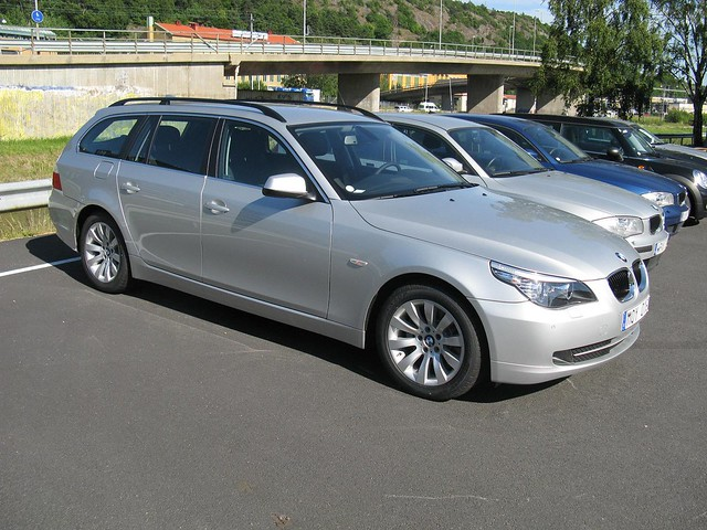 Bmw 520d Estate. BMW 520d Touring | Flickr