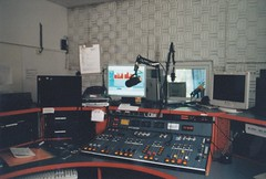 radio blau studio leipzig photo by lovekosi