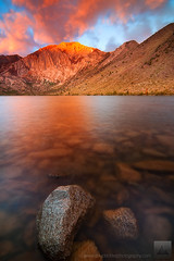Rising Dawn - Convict Lake, California photo by david.richter