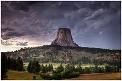 Devils Tower Climb photo by glness